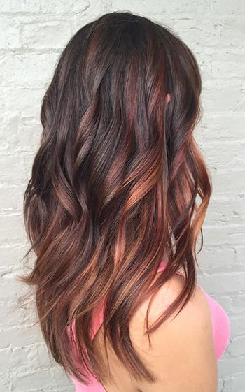 2016 Fall Winter Hair Color Trends Guide Hair Color