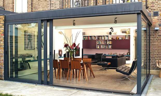 10 Ways To Cut The Cost Of Your Extension | Real Homes