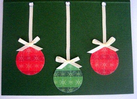 Manualidades para navidad f ciles divertidas y con for Ideas para decorar la casa facil y economico