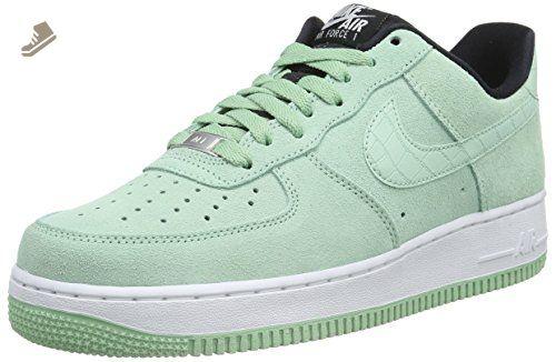818594 300 Nike W Air Force 1 07 Seasonal Womens Sneakers Nikeenamel Green Nike Sneakers For Women Amazon Par Sneakers Womens Running Shoes Sneakers Nike