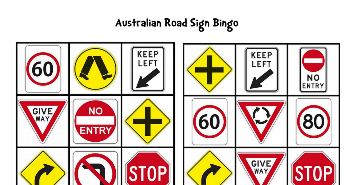 australian road signs Google Search Australian road