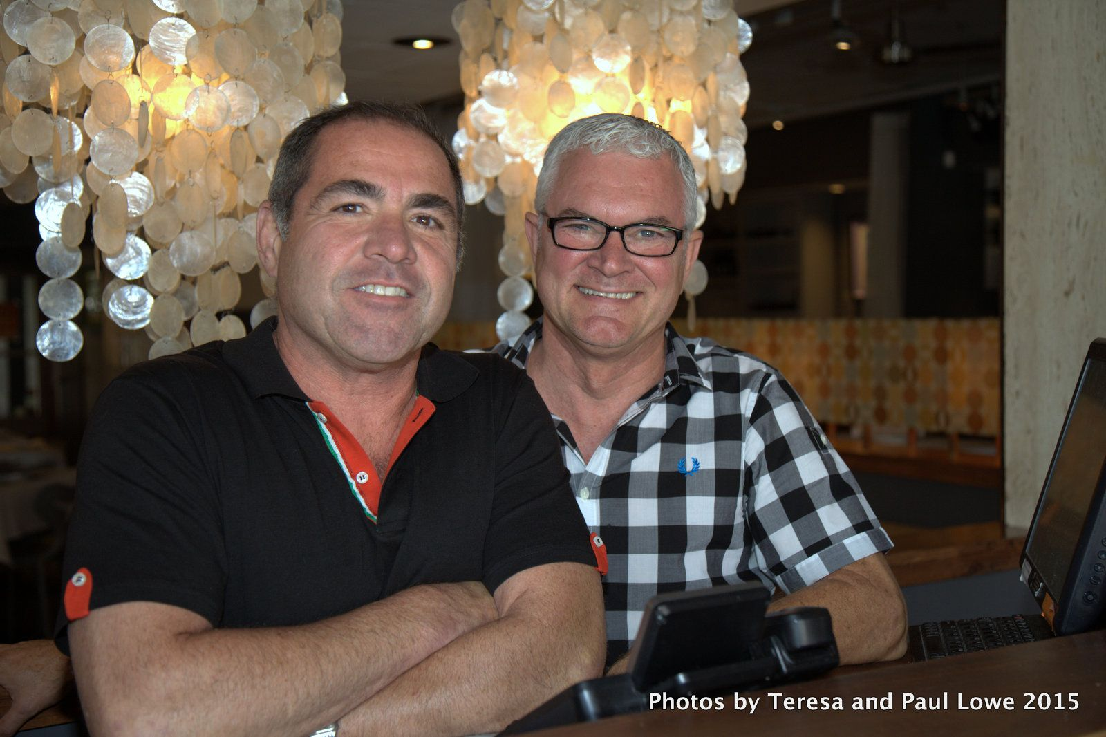 Meet Trio Owners Tony Marchese Also Director Of Palm Springs
