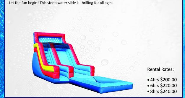 Water Slide Rentals In San Antonio Wet Slides Jump N Slide Texas Water Slide Rentals Water Slides Rental