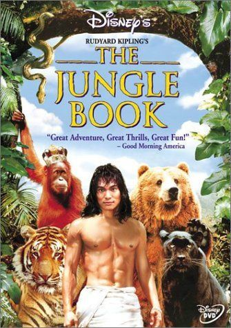 I Am Not A Man And I Am Not An Animal Jungle Book Movie The Jungle Book 1994 Jungle Book