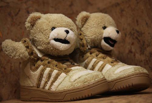 adidas jeremy scott teddy bear