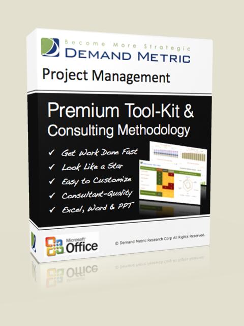 Project Management Methodology & Premium Tool-Kit