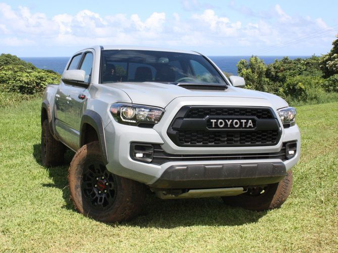 Toyota Recalls 228 000 New Tacoma Pickups For Oil Leaks Toyota Tacoma Trd 2017 Toyota Tacoma Toyota Tacoma Trd Pro