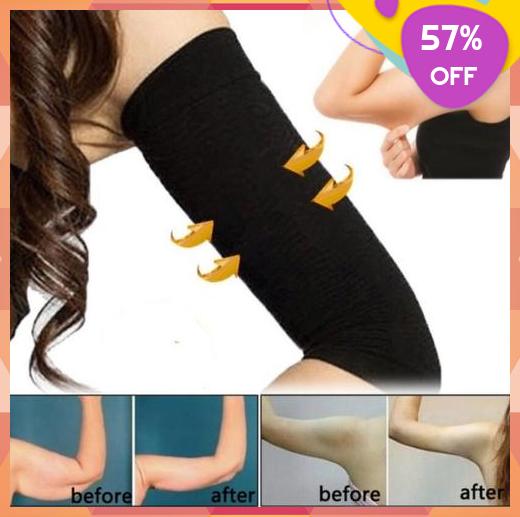 Weight Loss Thin off Slim Leg Arm Shaper Massager Sleeve Slimming Wraps Best