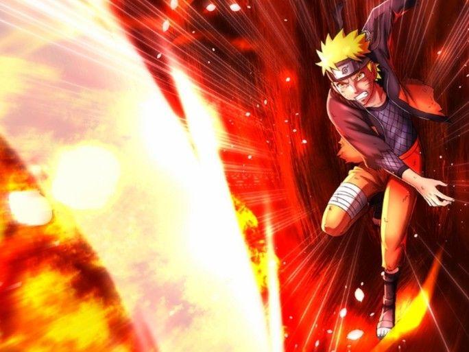 Strike with power of Son Goku!   Naruto mangá, Naruto, Anime