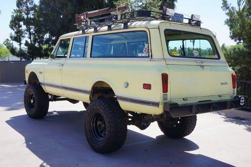 Suburban Chevrolet Suburban Gm Trucks Vintage Trucks