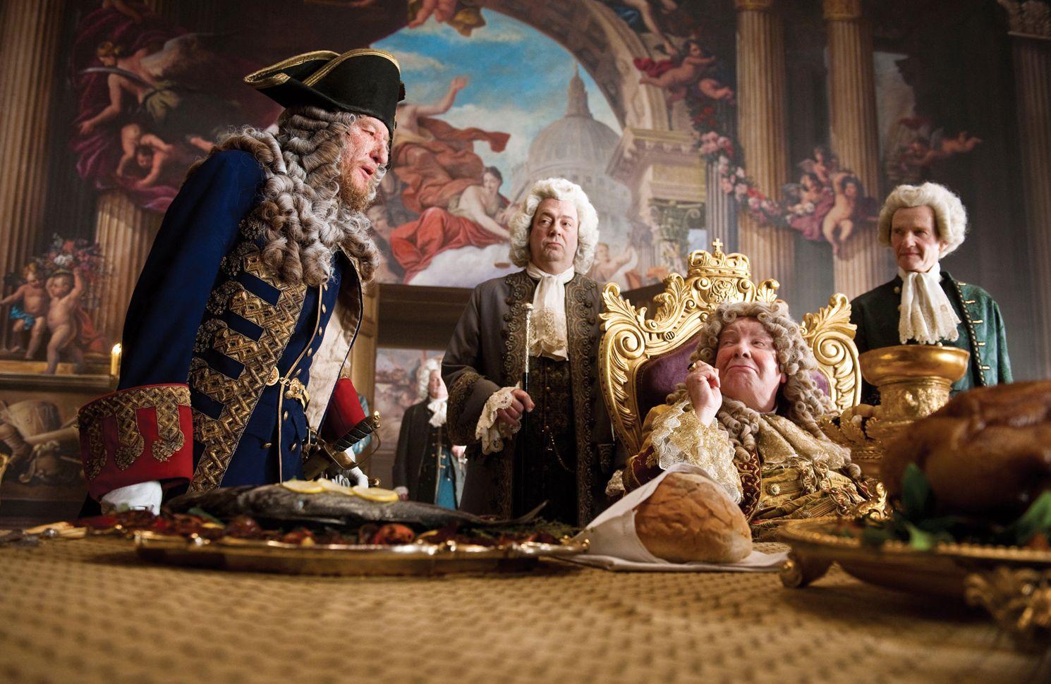 Admiral Hector Barbossa