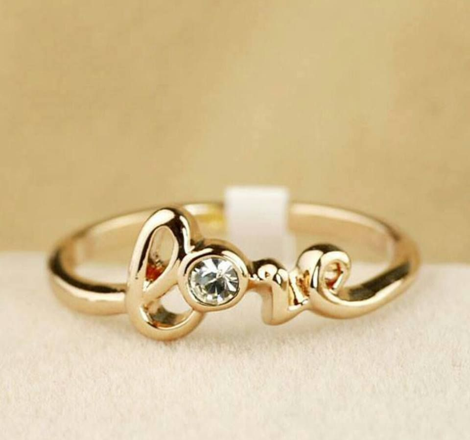 Latest and beautiful Rings\