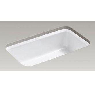 Kohler K 5832 5u Cast Iron Kitchen Sinks Barrel Sink Sink