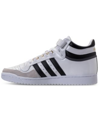 buy popular 84aec 4651b adidas Originals Mens Concord Ii Mid Casual Sneakers from Finish Line -  White 9