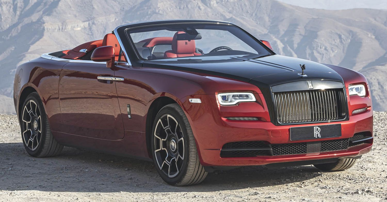 رولز رويس داون داون بلاك بادج 2019 دائمة الاستعداد لتعبرعن طابعها الجريء موقع ويلز Rolls Royce Black Rolls Royce Dawn Rolls Royce