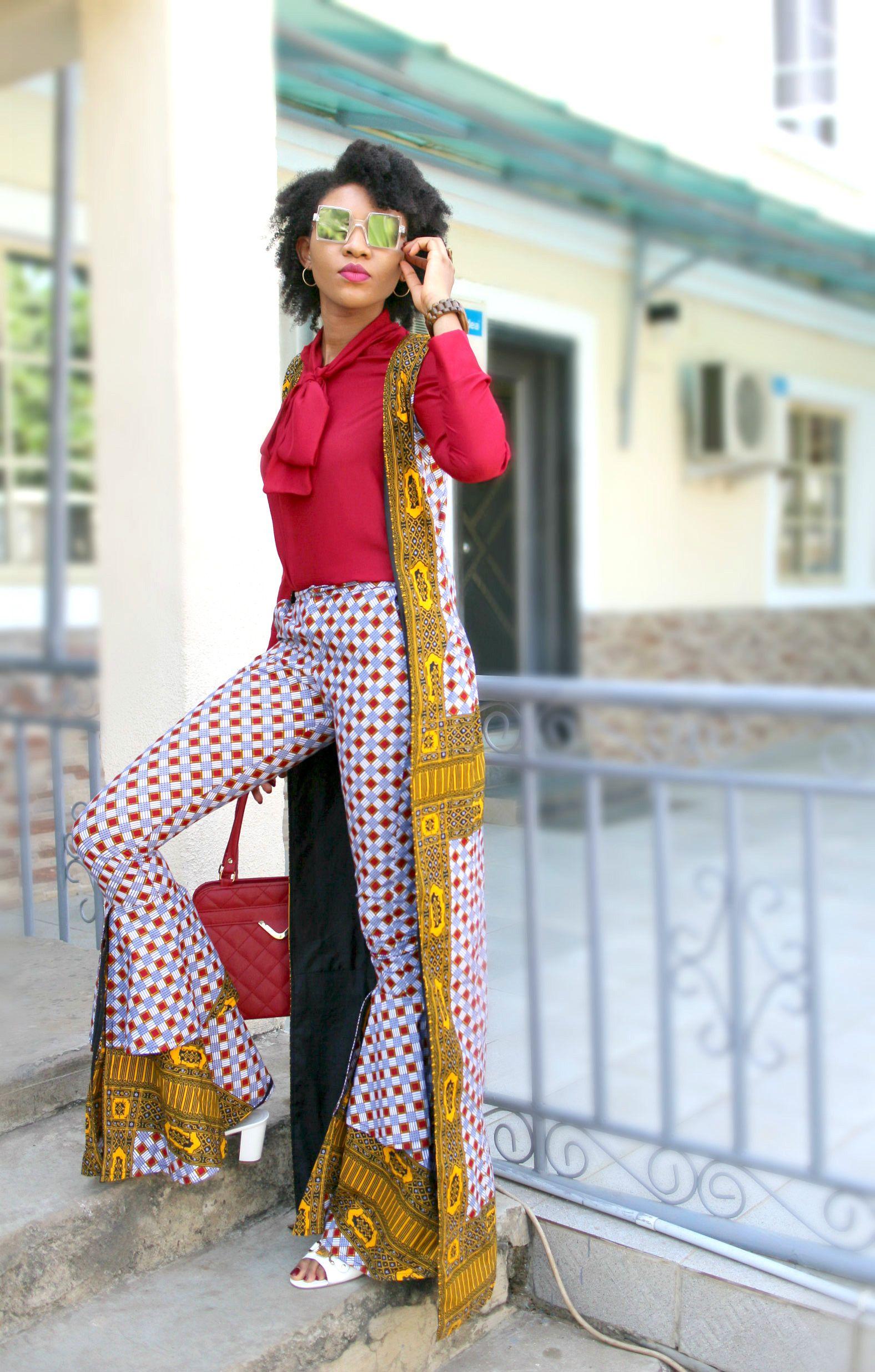 6fd3ffe3d78da5 Latest Ankara jacket styles Nigerian fashion blogger Abuja fashion blogger