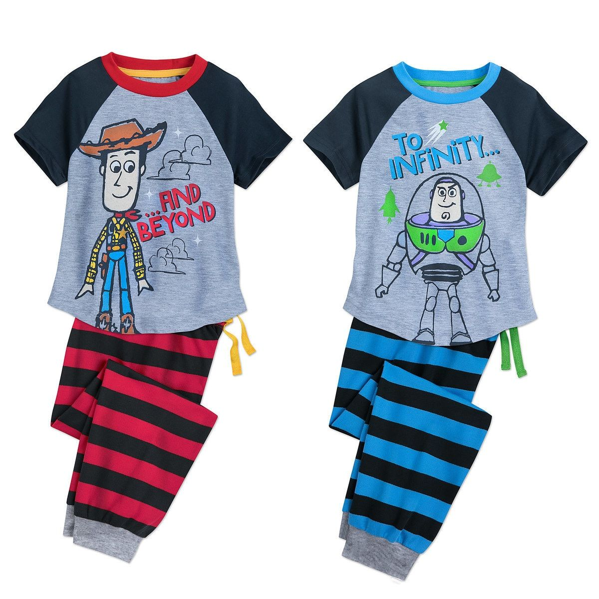 Toy Story Best Friends Pj Sets For Kids