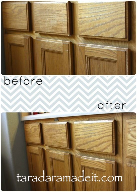 Prime Clean Your Wood Cabinets With This Little Can Of Awesome It Interior Design Ideas Jittwwsoteloinfo