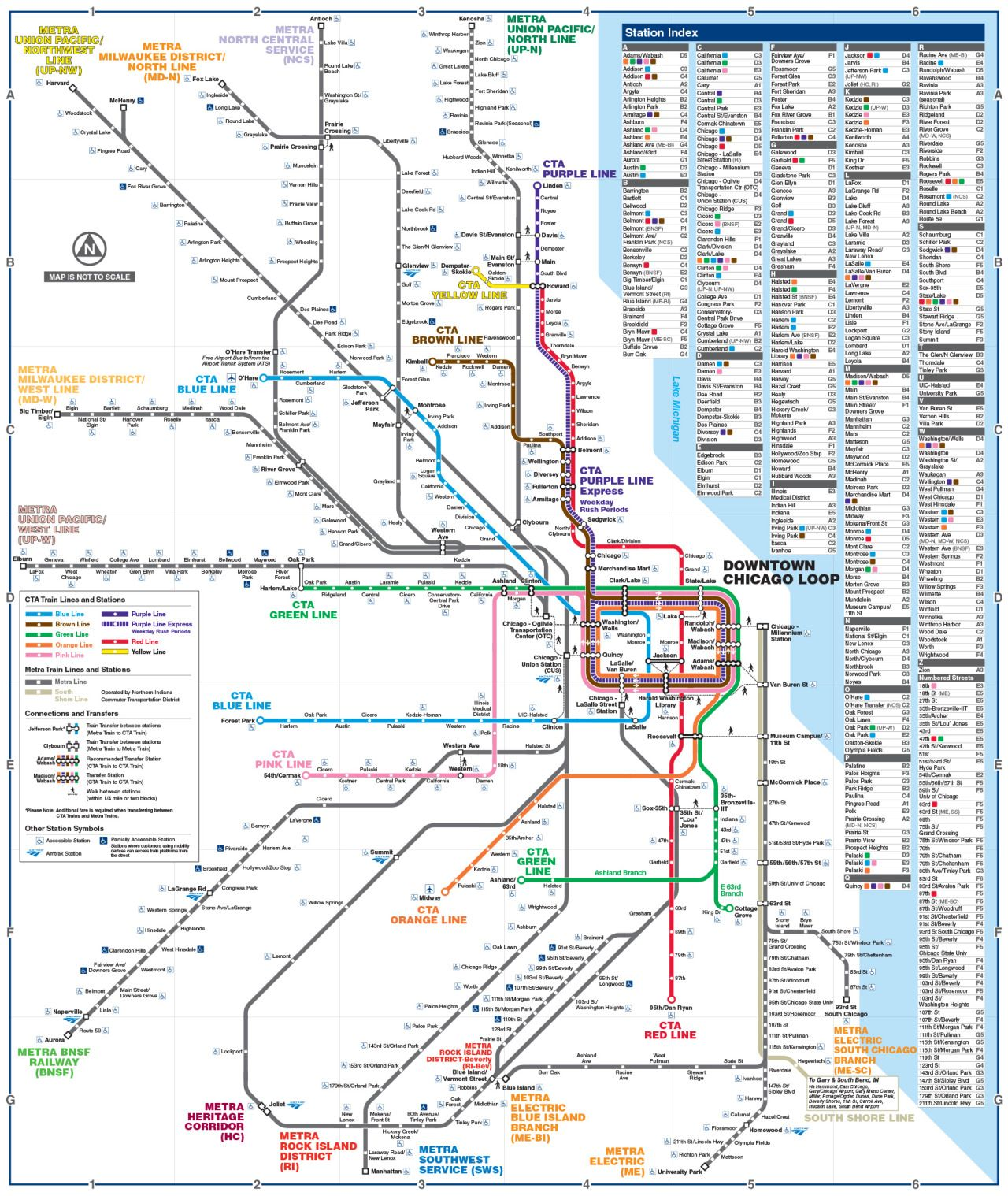 Subway Map Pdf Chicago.Will The Purple Line Appear On The Metro Map Greater Greater