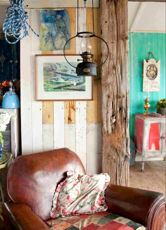 Extremely Rustic Shabby Chic Beach Cottage Rustic Beach House