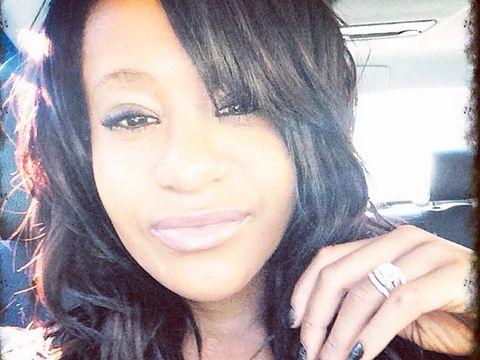 Singer Bobby Brown was spotted outside Bobbi Kristina Brown's coma rehab facility in Atlanta this week, as her famous godfather BeBe Winans spoke out about his goddaughter for the first time.