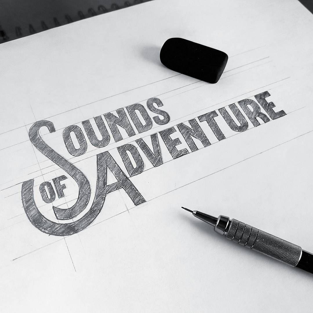 Hand lettering sketch by jos snchez hand lettering sketches hand lettering sketch by jos snchez altavistaventures Choice Image