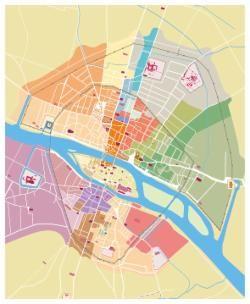 L'Eglise au Moyen Age - Atlas historique de Paris