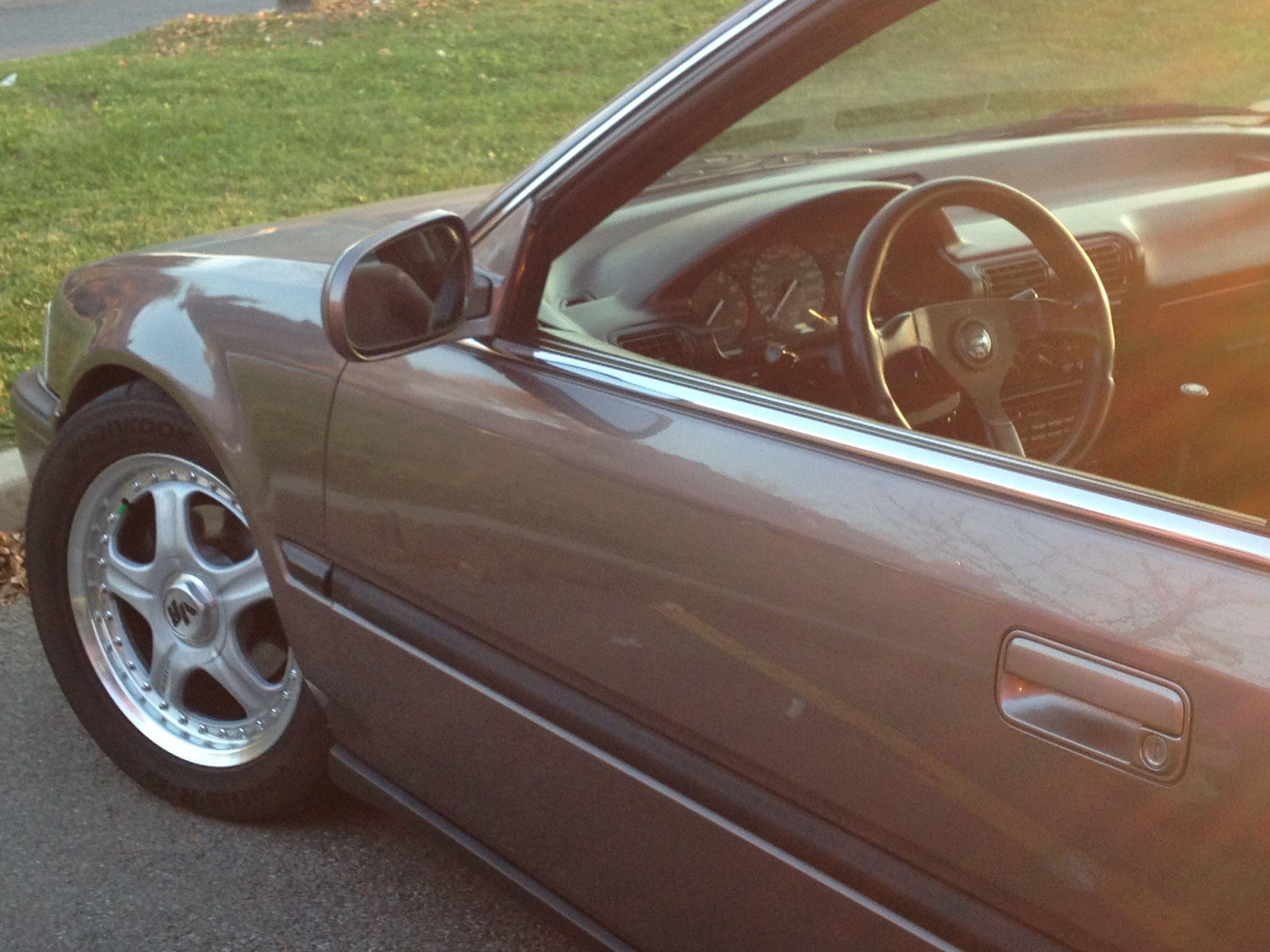 Pin on Honda Accord 92'