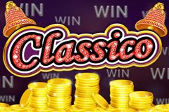 Here's a slot that's a blast from the past. Play Classico slot for free!