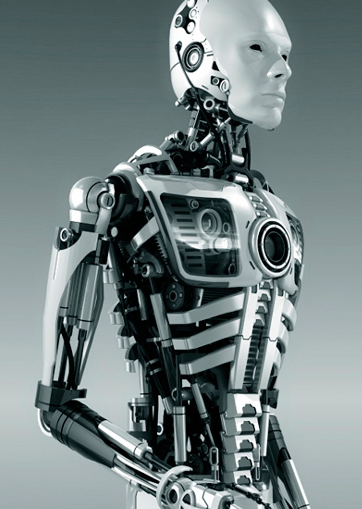S Hance Gallery Robot Design