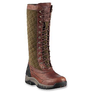 Ariat Jena H2O Insulated Women's Knee-High Boots Coffee