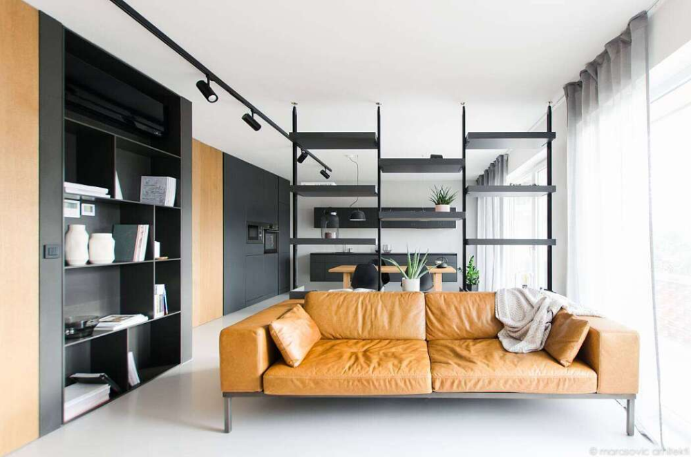 Apartment P5 by Marasovic Arhitekti ในปี 2020
