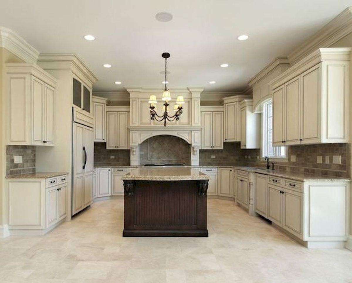 Best Off White Kitchen Cabinets Design Ideas 68 Antique White Kitchen Antique White Kitchen Cabinets