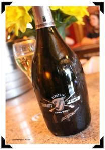 Thibaut-Janisson Xtra Brut — Virginia's Newest Sparkling Wine and the (emerging) Sparkling WineTrend