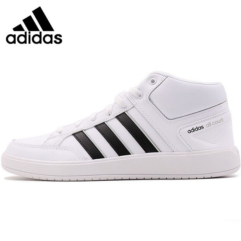 Original New Arrival Adidas CF ALL COURT MID Men s Tennis Shoes Sneakers  Price  119.99  deals 1b2d4e1aa0852
