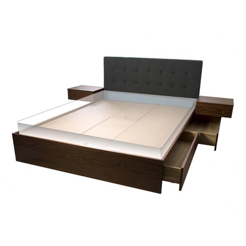 . Storage bed with drawers    storagebed  bedwithdrawers  Furniture