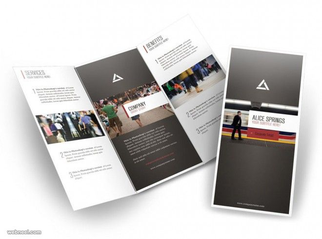 Creative Corporate Brochure Design Ideas For Your Inspiration