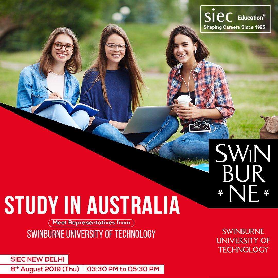 Meet Representatives from Swinburne University of