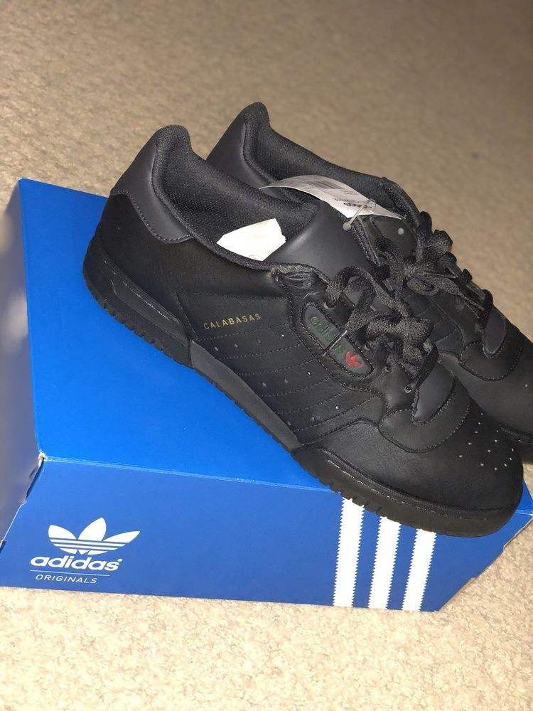 001a5ae1d Adidas YEEZY Powerphase Calabasas Black CG6420 Size 11 Kanye West  fashion   clothing  shoes  accessories  mensshoes  athleticshoes (ebay link)