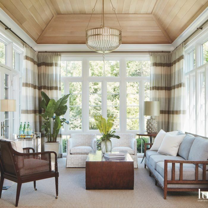 A Chicago Area Home Masters Casual Elegance Family Room Design