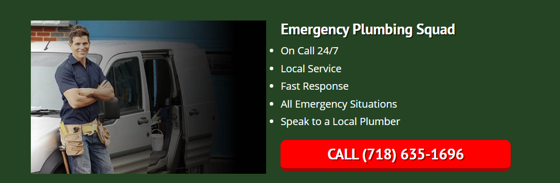 Emergency Plumber Brooklyn NY 24 Hour Plumbing Services