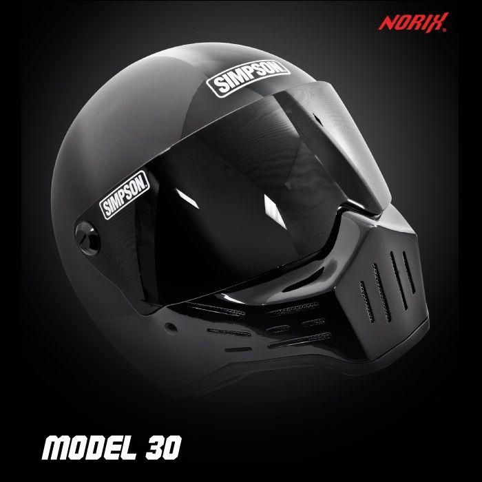 SIMPSON M Motorcycle Gear Pinterest Helmets Harley - Custom motorcycle helmet stickers and decalssimpson motorcycle helmets