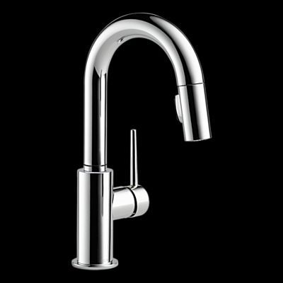 Delta Trinsic Faucet   Touch To Turn On Feature? Kitchen CollectionFaucets SafetyBathrooms