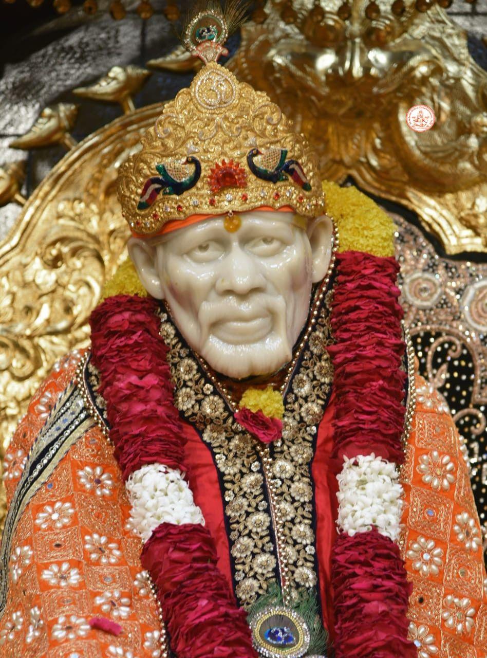 Pin By Narendra Pal Singh On Saai Shirdi Sai Baba Wallpapers Sai Baba Photos Sai Baba Wallpapers