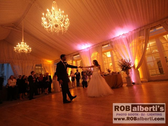 Tent with pink and amber uplighting & Tent with pink and amber uplighting | Tent Wedding Inspiration ...
