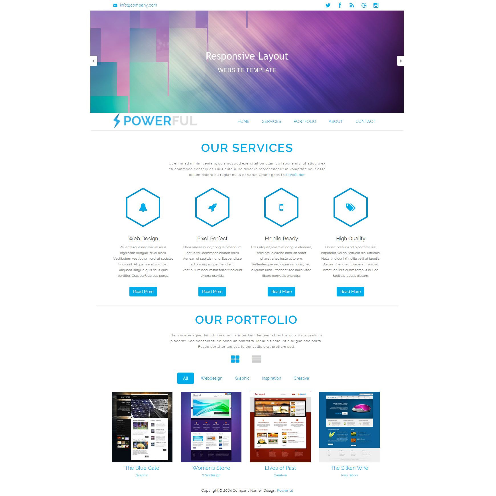 390 Powerful Free Website Templates Bootstrap Template Templates Free Download