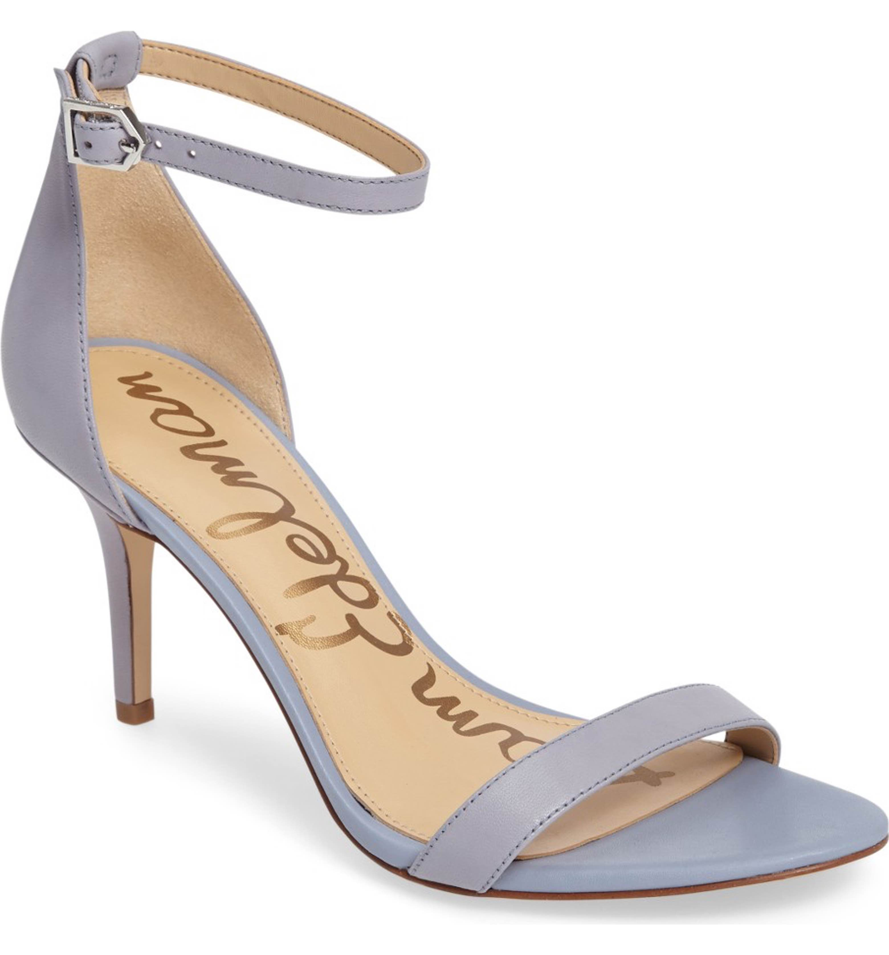 Bridal Shoes At Nordstrom: Sam Edelman Patti Strappy Sandal (Women