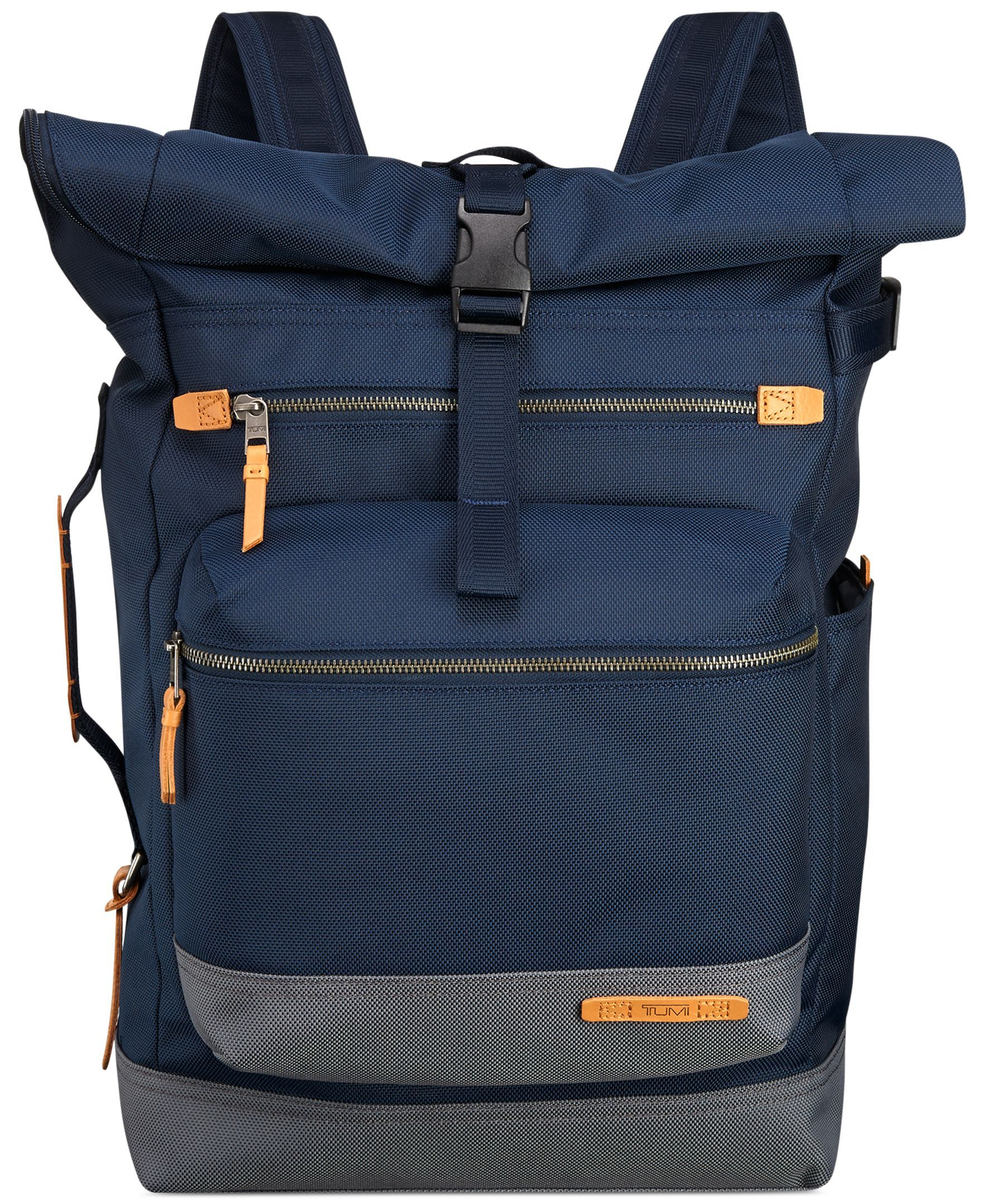 tumi dalston collection ridley roll top backpack things