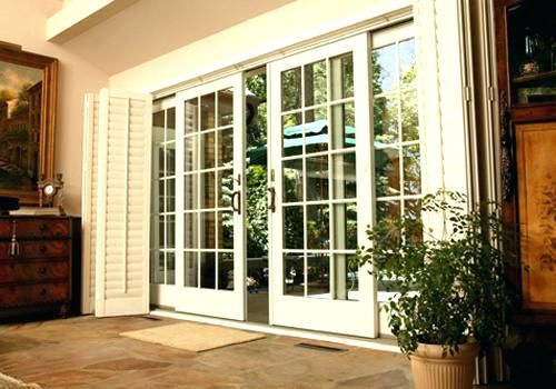 Sliding French Doors Vs Swing Slats For Hurricane And Safety Protection