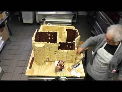 Outlandish Observations: Walkers Shortbread Castle Leoch